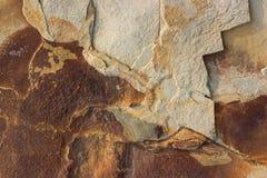 La textura de la roca Imagenes de archivo