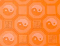 La textura de Yin Yang imagen de archivo libre de regalías