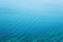 La textura del agua Foto de archivo