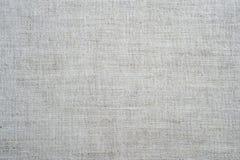 La textura del cierre del paño de lino para arriba Fondo Materiales naturales tejidos foto de archivo libre de regalías