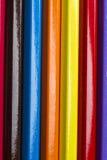 La textura del color dibujó a lápiz el fondo Fotografía de archivo libre de regalías