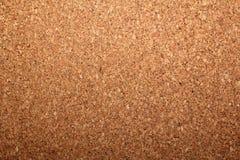 La textura del corcho Foto de archivo libre de regalías