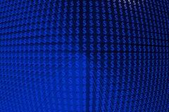 La textura del dólar Fotografía de archivo libre de regalías