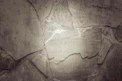 La textura del gris de la piedra Fotografía de archivo