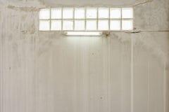 La textura del muro de cemento gris con las marcas de agua alinea Fotos de archivo libres de regalías