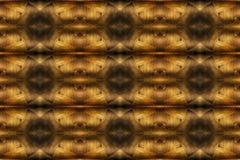 La textura del oro negro Imágenes de archivo libres de regalías