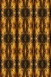 La textura del oro negro Fotografía de archivo