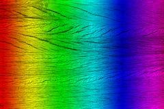 La textura del tabl?n de madera, espectro pint?, primer fotos de archivo