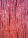 La textura del viejo color coralino del tablero de madera imagenes de archivo