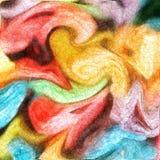 La textura es abstracción Foto de archivo