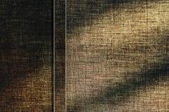 La textura está amarillenta áspero Foto de archivo