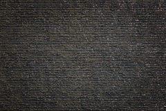 La textura gris negra mojada hermosa de la piedra de la pizarra con agua cae Imagen de archivo libre de regalías