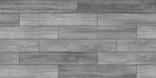 La textura inconsútil gris del Decking, topetón, desplaza, refleja y glosa Imágenes de archivo libres de regalías