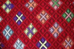 La textura Lana del arte Fotos de archivo