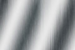 La textura plateada del metal imagen de archivo libre de regalías