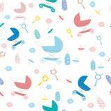 La textura recién nacida de los niños para el muchacho Imagen de archivo