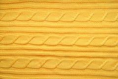La textura, superficie de una tela de lana hecha punto Fondo, contexto para crear las disposiciones de un invierno, tarjetas de N Imagen de archivo