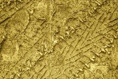 La texture de boue ou l'Autumn Maple humide a coloré le sol en tant que l'argile organique naturel et mélange géologique de sédim Image libre de droits
