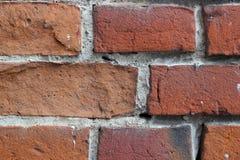 La texture de brique Photographie stock libre de droits