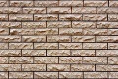 La texture de la brique de revêtement de relief, comme fond photos stock