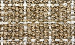 La texture de la couverture de la fibre brute fond pour la conception et la décoration image libre de droits