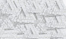 La texture de fond wallpaper rendu 3d illustration de vecteur