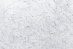 La texture de marbre blanche a détaillé la structure du marbre pour le fond Images stock