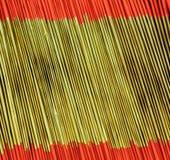 Texture de papier d'or Image stock