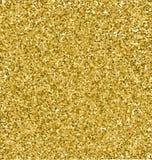 La texture de scintillement d'or, or miroite texture, texture de vecteur concentrée Photo stock