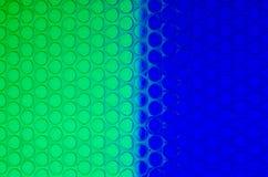 La texture des bulles le poly?thyl?ne photographie stock libre de droits