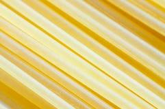 La texture des pâtes Images stock