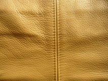 La texture du cuir photographie stock