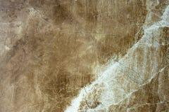 La texture du marbre est une nuance vert-brune Image stock