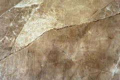 La texture du marbre est une nuance vert-brune Photos stock