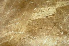 La texture du marbre est une nuance vert-brune Photographie stock