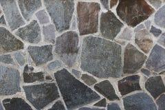 La texture du modèle de l'pierres colorées images libres de droits