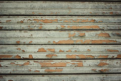 La texture du mur minable en bois Photos libres de droits