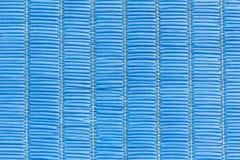 La texture du vieux et sale tapis en plastique pour le fond Photo libre de droits