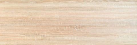 La texture en bois de fond, allument le chêne rustique superficiel par les agents peinture vernie en bois fanée montrant la textu images stock