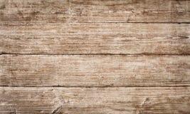 La texture en bois de grain de planche, conseil en bois a barré la vieille fibre Photographie stock libre de droits
