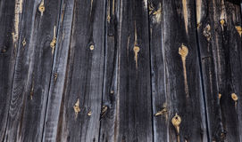 La texture en bois de la maison Photo stock