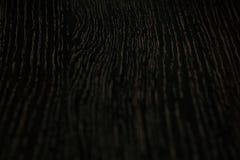 La texture en bois foncée Le fond Photo stock