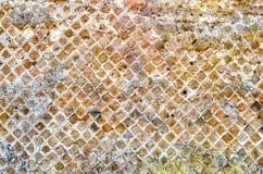 La texture en pierre de mur de briques, peut employer comme fond Photographie stock