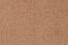 La texture fine de la toile de jute avec des fibres naturelles Photos stock