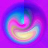La texture, fond comme plasma, avec l'effet visuel Image stock