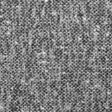 La texture grise de tweed, le modèle gris de laine, le sel texturisé et le poivre dénomment le fond noir et blanc de tissu de mél Images stock