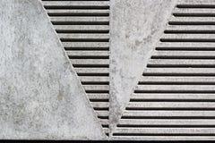 La texture mélangée du mur Image libre de droits