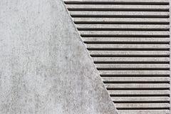 La texture mélangée du vieux mur Photo stock