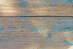 La texture naturelle de la peinture peinte en bois images libres de droits