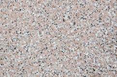 La texture polie de granit Photos libres de droits